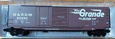 Micro-Trains Line #07600080 Denver & Rio Grande Western 50'Standard Box Rd#63290
