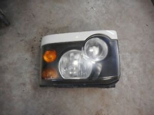 2004 LAND ROVER DISCOVERY II LEFT DRIVER FRONT HEADLIGHT