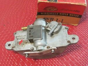 NOS 1941 Ford windshield wiper motor, Trico!