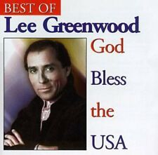 Lee Greenwood - God Bless the USA [New CD] Manufactured On Demand