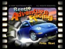 Beetle Adventure Racing - Nintendo N64 Game