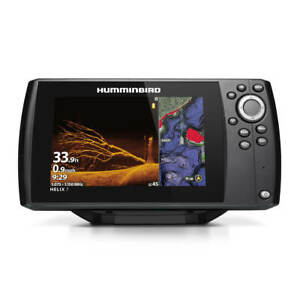 FREE 2 Day Delivery! Humminbird HELIX7 CHIRP MDI GPS G3N No Transducer Humminbi