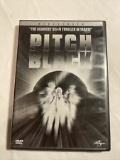 Pitch Black (Dvd, 2000, Widescreen) Vin Diesel