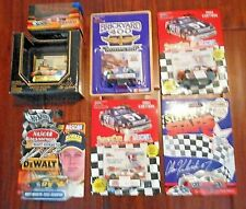 NASCAR Collection 1:64 scale MATCHBOX, HOT WHEELS, RACING CHAMPIONS - LOT of 7