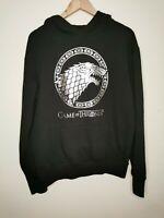 Game of Thrones printed hoodies black Primark size M cotton blend