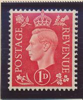 Great Britain Stamp Scott #236, Mint Hinged