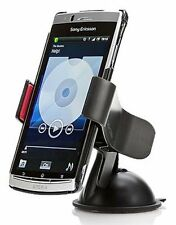 Phone Mount Holding Phone 360° Car Holder Universal White or Black