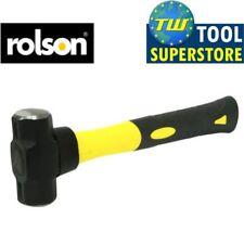Rolson 450g mini sledge hammer fibre de verre poignée Ideal pour camping tente chevilles