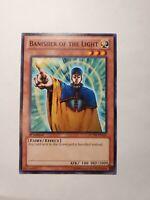 YUGIOH BANISHER OF THE LIGHT LCYW-EN231 1ST EDITION COMMON NM