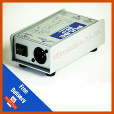 Pulse DIB-1P PASSIVE DI Box | Direct Injection Box | Direct Box | Instruments