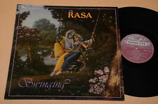 RASA LP SWINGING 1°STAMPA ORIGINALE TOP EX+