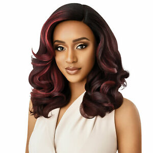 OUTRE SYNTHETIC LACE FRONT WIG (SOFT & NATURAL) - NEESHA 205