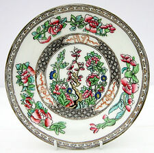 Vintage Antique Coalport Indian Tree Porcelain Tea Plate
