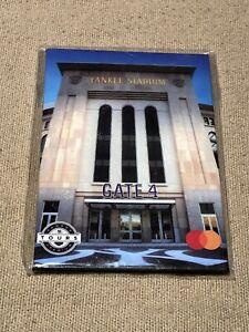 New York Yankee Stadium Tours Magnet 2x3 MLB