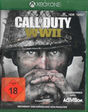 Call of Duty: ww2/WWII-Xbox One-Activision World War 2 nuevo & OVP