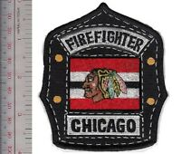 Chicago Fire Department & Chicago Black Hawks Hockey Team Promo sm