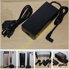 42V 2A charger LOTUS head  for 36V E-bike bicycle Li-ion battery