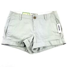 """NEW Old Navy Perfect Shorts Sz 2 Gray 3.5"""" Inseam"""