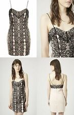 Topshop Tunic Short/Mini Sleeveless Dresses for Women