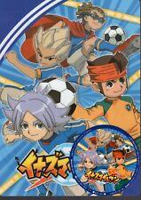 pencil board Shitajiki + sticker Inazuma Eleven anime Endou Mamoru Goenji Shuya