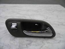 Acura TL 99-03 Door Handle Interior Passenger Right Front. Power Lock, Brown OEM