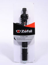 Zefal EZ Max Light Mini Bicycle Pump/CO2 Inflator, 100 PSI