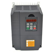 10HP Frequenzumrichter Variable Frequency Drive Inverter TOP Neu 7.5KW VFD 220V