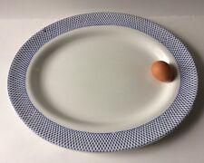 Soho Pottery Ltd. Solian Ware *Basket* Large Serving Plate 44.5cm Circa 1900