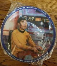Hamilton Collection Star Trek Sulu Collectors Plate W/ Coa 1983