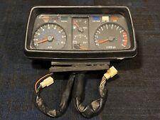 1981 Kawasaki Gpz1100 B1 gauges clocks instrument panel speedometer tachometer