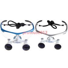 Dental Surgical Optical Glass Head Loupe 35x R Binocular For Surgery