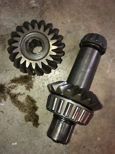 omc stringer upper gear set 19:20 gear ratio