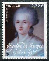 France Famous People Stamps 2020 MNH Olympes de Gouges Political Activist 1v Set