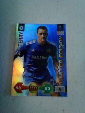 2009/10 Panini Uefa Champions League Super Strikes Limited Edition John Terry