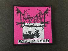 "Mayhem ""Deathcrush"" Patch true-darkthrone-immortal-gorgoroth-watain-bathory-1349"