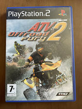 New listing ATV Offroad Fury 2 PS2 PlayStation 2 Video Game UK Pal Release