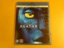 BLU-RAY + DVD / AVATAR ( JAMES CAMERON )