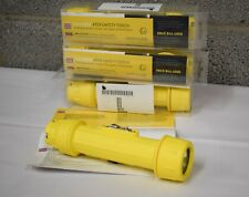SA Lumin EX 250 Yellow Atex Safety Torch Zone 1 & 2 - Flashlight - Lamp