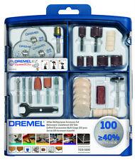 DREMEL 100 PEZZI MULTIUSO Accessorio Set 723 2615s723ja