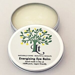 Energising Eye Cream – For Tired Eyes, Puffiness, Anti Wrinkle And Anti Ageing
