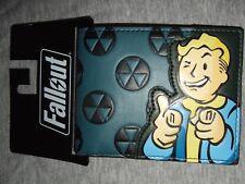 Fallout 4 Vault Boy Thumbs Up Game Radioactive Nuclear Bethesda Bi-Fold Wallet
