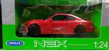 Nissan Silvia S-15 Coupe Die-cast Car 1:24 Welly 8 inches Red