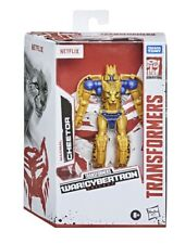 Transformers Toys Generations War for Cybertron Series-Inspired Deluxe Cheetor