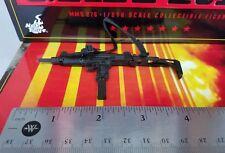Genuine Hot Toys Commando Predator MMS276 Arnold Schwarzenegger machine gun only