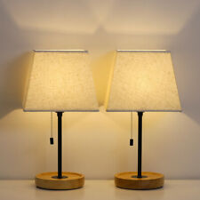 Modern Table Lamps Bedside Lamps 2 Set Nightstand Lamp...