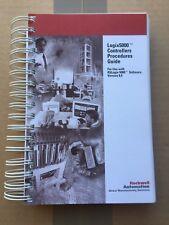 Rockwell Logix 5000  controller Procedures Guide .