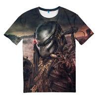 T-shirt fullprint Predator