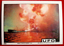 UFO - ANGLO (1970) - Card #55 - Individual Trading Card, Excellent Condition