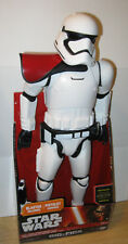 Star Wars Force Awakens Big-Figs First Order Stormtrooper Officer Red Pauldron