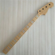 Canadian Maple 20 Fret For Electric JAZZ Bass Neck Parts maple fingerboard gloss